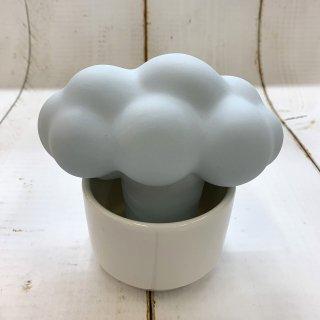 雲型加湿器 ブルー