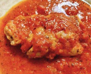 【お取り寄せ】カチャトラ風鶏と野菜のトマト煮