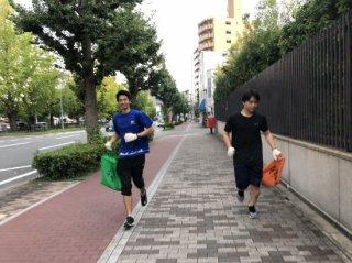 2020/10/08(木)16:00 西陣プロギングvol.5 ※youmecanコラボ