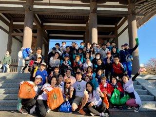 2020/11/21(土)08:00 plogging tour NAGOYA vol.2 覚王山 ※名古屋市とのコラボ企画 ※プロギングツアー名古屋