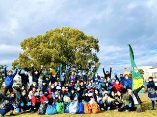2020/12/19(土)08:00 plogging tour NAGOYA vol.3 熱田 ※名古屋市とのコラボ企画 ※プロギングツアー名古屋