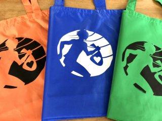 【新】プロギングバッグ3色セット ※プロギングジャパンを応援!