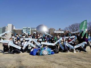 2021/02/20(土)08:30 plogging tour NAGOYA vol.5 大須 ※名古屋市とのコラボ企画 ※プロギングツアー名古屋