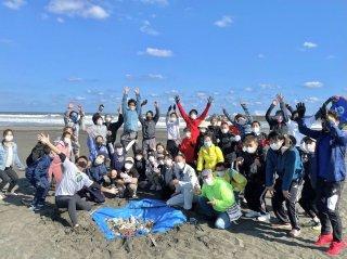 2021/11/6(土)10:00 九十九里浜プロギング ※大丸有SDGs ACT5イベント