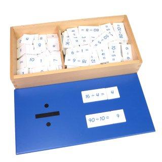 割り算の計算式