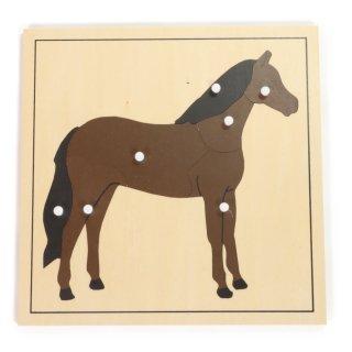 パズル(馬)