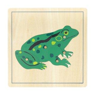 パズル(蛙)