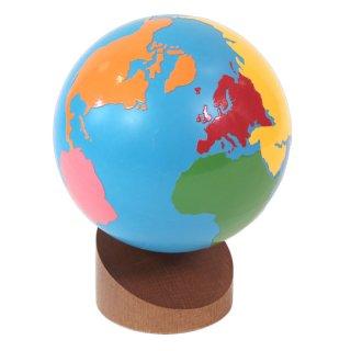 地球儀(大陸)