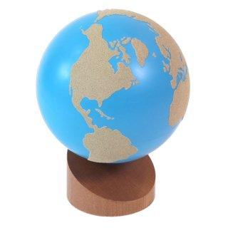地球儀(海洋と大陸)