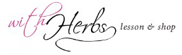 with Herbs lesson&shop