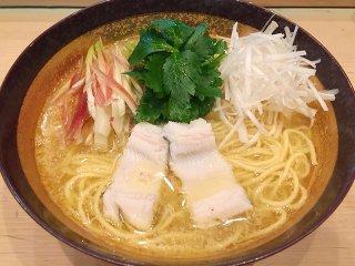 寿司屋の塩麺