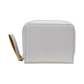 TUTUMU ITA Leather Z compact Wallet【豊岡財布】