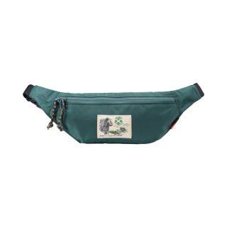 WALK ABOUT WOODS Flat Body Bag【豊岡鞄】
