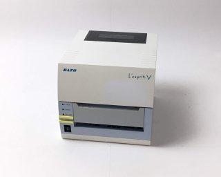 【お買得中古】SATO レスプリ(Lesprit) T408v(USB/RS232C)保証書付き・検品済