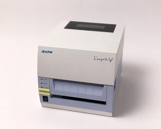 【Reuse】SATO レスプリ(Lesprit) T408v CT (USB/RS232C)保証書付き・検品済