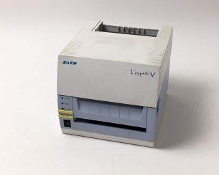 【お買得Reuse】SATO レスプリ(Lesprit) T408v CT (USB/LAN)保証書付き・検品済