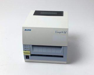 【Reuse】SATO レスプリ(Lesprit) R412v CT (USB/LAN)保証書付き・検品済