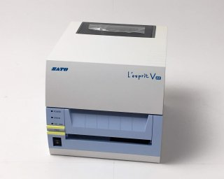 【Reuse】SATO レスプリ(Lesprit) R412v-ex CT (USB/LAN/RS232C)