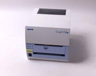 【厳選Reuse】SATO レスプリ(Lesprit)T408v-ex (USB/LAN/RS232C) 剥離仕様