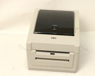 【厳選Reuse】TEC バーコードプリンタ B-EV4D-GH17-R ホワイト