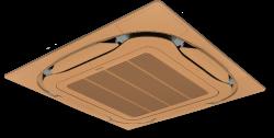 EcoZEAS Sラウンドフロー 標準パネルベージュに変更 BYCP160EAC