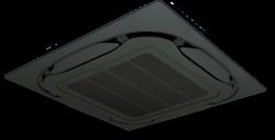 FIVESTAR Sラウンドフロー エコパネル<センシング>ブラックに変更 BYCP160EEK