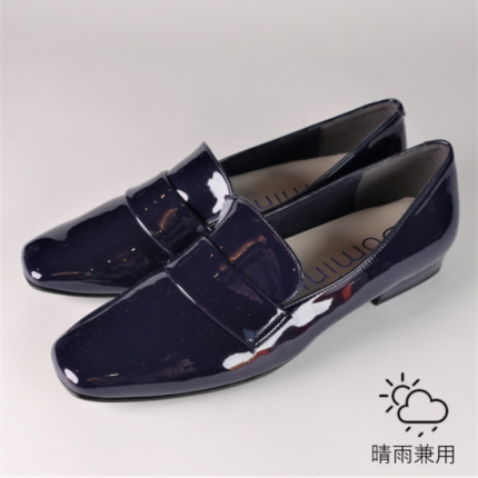 <img class='new_mark_img1' src='https://img.shop-pro.jp/img/new/icons14.gif' style='border:none;display:inline;margin:0px;padding:0px;width:auto;' />晴雨兼用ローファー9074NVE