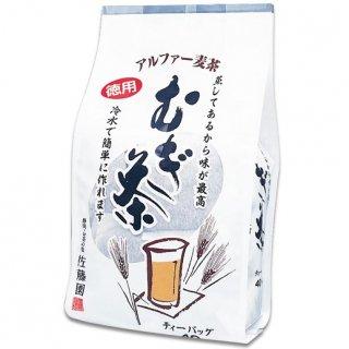 水出しむぎ茶ティーバッグ(10g×40コ)
