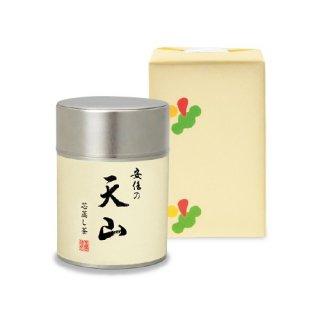 安倍の天山100g帯缶(化粧箱入)