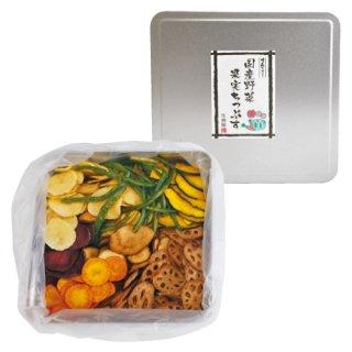 【贈答用】国産野菜ちっぷす(缶入)