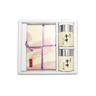 【新茶】【贈答用】金峰+美恵夢のセット