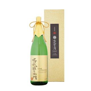 [数量限定] 福無量 沓掛権右衛門 大吟醸三年熟成原酒 1800mL