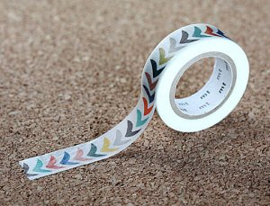 ミナペルホネン マスキングテープbirdpetitmixバードプチミックス15mm