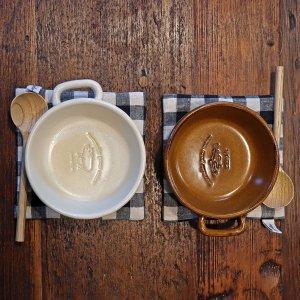 スタジオエム マルミット とんすい スープカップ グラタン皿耐熱