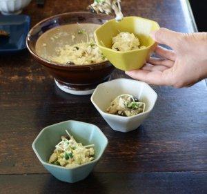スタジオエム/ソボカイ  オクトゴーヌ 3寸小付 小鉢