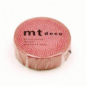 mtマスキングテープ1P   鮫小紋・桜桃