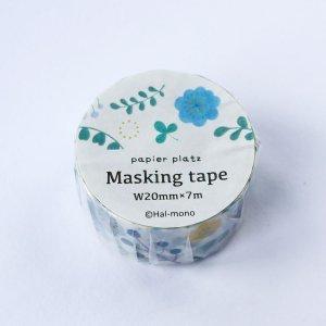 Hal-mono マスキングテープ hana