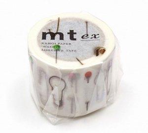 mtマスキングテープ ex 安全ピン・待ち針R 35mm