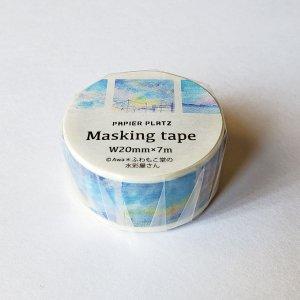 AWA マスキングテープ 小さな空