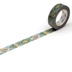 ミナペルホネン マスキングテープ pesce 12mm