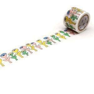 ミナペルホネン マスキングテープ bloom 35mm 花