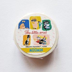 ムーミン マスキングテープ The little ones(type1)