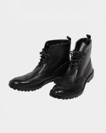 RSG medallion rain boots