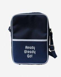Ready Steady go!  Gg Flight Bag / Navy