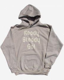 Ready Steady Go! Standard Logo Parker  Sand/Winter white