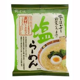 【創健社】塩ラーメン