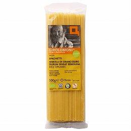 【創健社】ジロロモーニ デュラム小麦 有機スパゲッティ