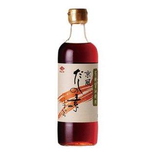 【チョーコー醤油】有機醤油使用京風だしの素うすいろ 500ml