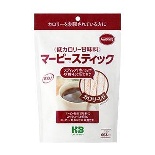【H+Bライフサイエンス】マービー粉末甘味料スティック