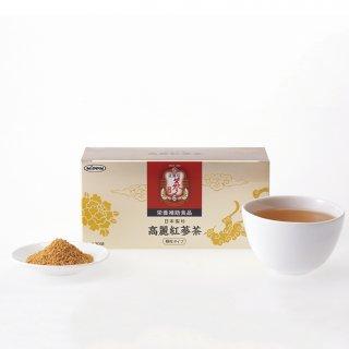【日本製粉】高麗紅蔘茶
